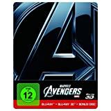 "Marvel's The Avengers (Steelbook inkl. 2D Blu-ray & Bonus Disc) [3D Blu-ray]von ""Robert Downey Jr."""