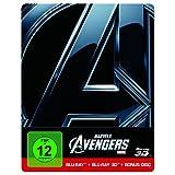 "Marvel's The Avengers (Steelbook inkl. 2D Blu-ray & Bonus Disc) [3D Blu-ray]von ""Robert Downey Jr."""