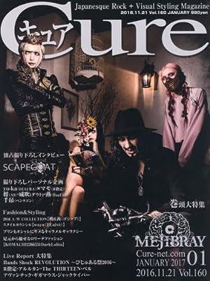 Cure(キュア) 2017年 01 月号 [雑誌](在庫あり。)