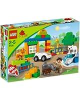 Lego Duplo Briques - 6136 - Jeu de Construction - Mon Premier Zoo