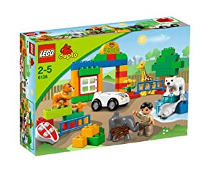 LEGO Bricks & More Duplo My First Zoo 6136
