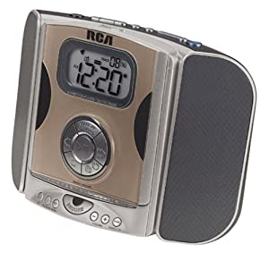 RCA RP3765 AM/FM Dual Wake Clock Radio