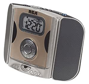 RCA RP3765 AM/FM Dual Wake Clock Radio (Discontinued by Manufacturer)