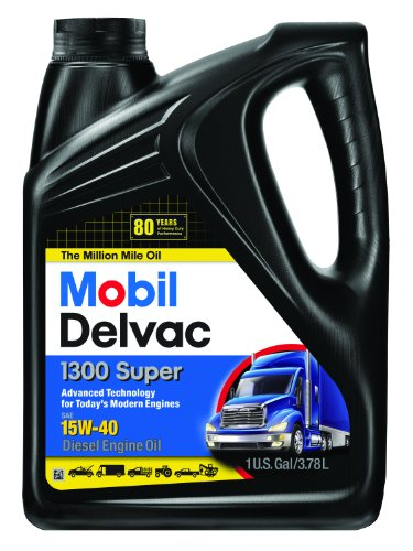 Compare great mobil 1 96819 mobil delvac 1300 super 15w for Peak synthetic motor oil review