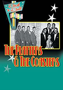 Rock N Roll Legends - The Platters & The Coasters