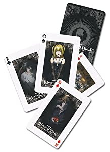 Death Note: Death Note Poker Playing Cards