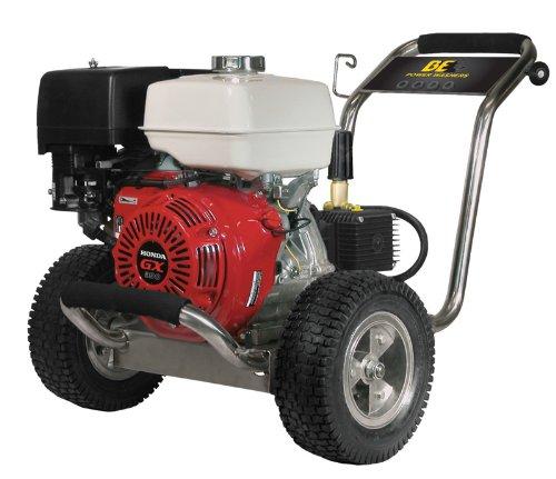 B E Pressure Pe-4013Hwpscat Gas Powered Pressure Washer, Gx390, 4000 Psi, 4 Gpm front-607922