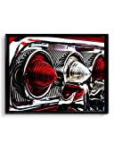 My Sweet Ride 20x24 inches Canvas Poster ( Rolled )