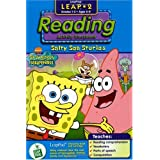 LeapFrog LeapPad Educational Book: SpongeBob SquarePants Salty Sea Stories ~ LeapFrog Enterprises
