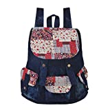 NEW PLEASURE College Ethnic Style Backpack Leisure Traveling Bags
