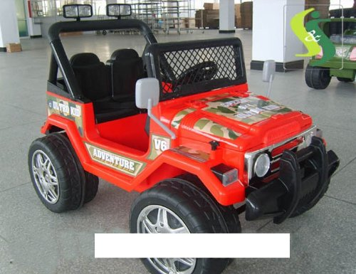 Battery Operated Ride On Jeep With Remote Control, Doube Motor, Double Battery, Double Speed.