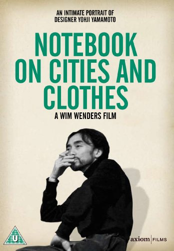 Notebook On Cities And Clothes [DVD] [1994] [Edizione: Regno Unito]