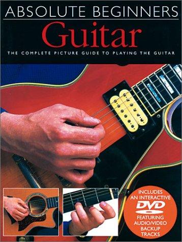 Absolute Beginners: Guitar (BK/DVD Edition) (Absolute Beginners), Music Sales Corporation