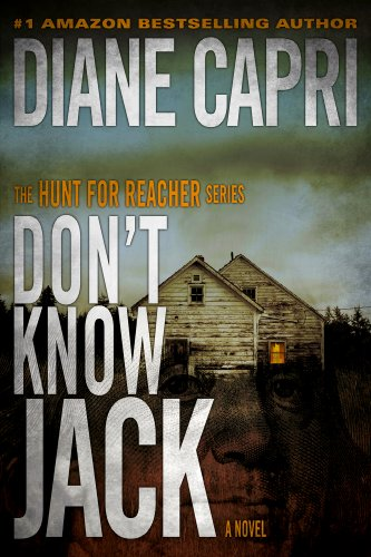 Don't Know Jack (Hunt For Jack Reacher Mystery/Thriller Series #1)