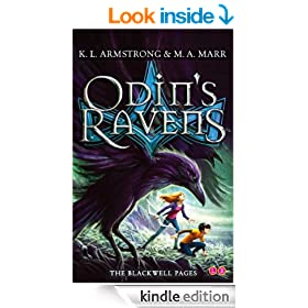 Odin's Ravens: Blackwell Pages: Number 2 in series