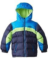 Pacific Trail Little Boys' Color-Block Front-Zip Puffer Coat