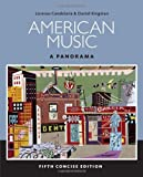 img - for American Music: A Panorama, 5th Concise Edition book / textbook / text book