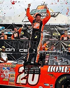 Tony Stewart Home Depot Team 20 racing victory lane 8x10 11x14 16x20 photo 139 - Size... by Your Sports Memorabilia Store
