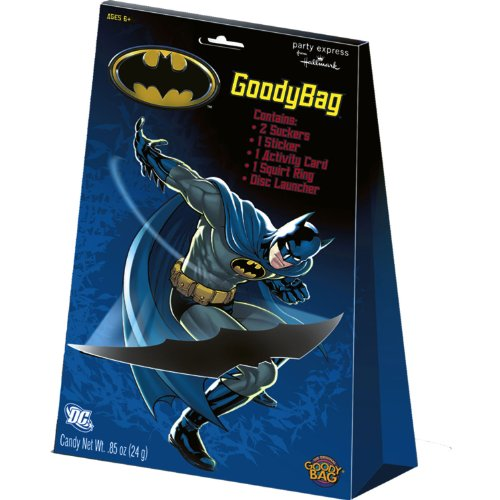 Batman The Dark Knight Goody Bag - 1