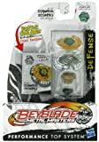 Beyblades Metal Masters Defense Battle Top #BB125 Counter Scorpio