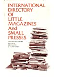img - for International Directory of Little Magazines and Small Presses 15th Edition book / textbook / text book
