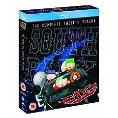 South Park - Season 12 [Blu-ray]