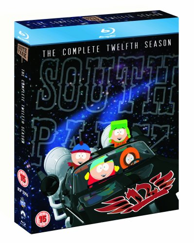 South Park - Season 12 [Blu-ray]