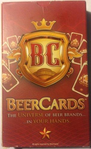 Beer Cards Belgium Series - 1