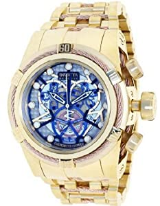 Invicta Swiss COSC Zeus Bolt Reserve Chronograph Mens Watch 12902