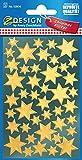 Avery Zweckform 52806 Weihnachtssticker, Sterne, 86 Aufkleber hergestellt von Avery Zweckform