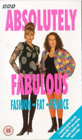 Absolutely Fabulous Series 1 – Fashion [VHS]