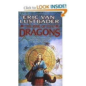 The Ring of Five Dragons (Pearl Saga 01)