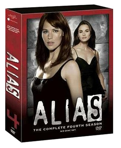 Alias - Season 4 [DVD]