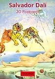 Salvador Dali (PostcardBooks)