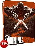 The Burning Dual-Format Blu-ray & DVD SteelBook [Edizione: Regno Unito]