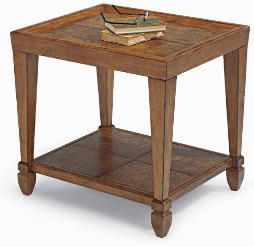 Cheap Flexsteel 6645-01 Portugal End Table (B0047ZEDUM)