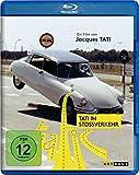 DVD Cover 'Trafic - Tati im Stoßverkehr [Blu-ray]