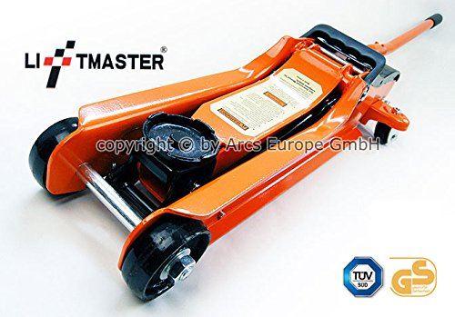 TT600A-Low-Profile-Wagenheber-80-365mm-2T-Racing-Wagenheber-Sportwagen-Rennsport-TV-GS
