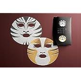 劇団四季  CATS キャッツ フェイスパック (マンカストラップ&グリドルボーン) マスク 通販 限定品 コラボ