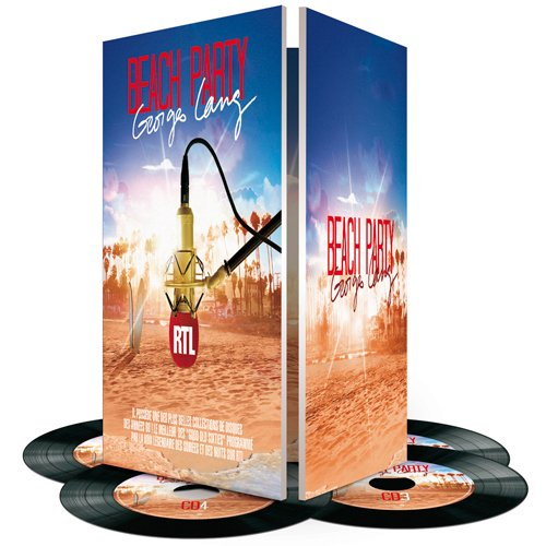 beach-party-rtl-georges-lang-coffret-4-cd