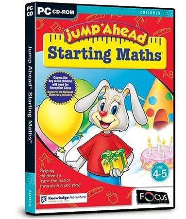 Jump Ahead: Starting Maths (PC)