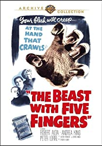 BEAST WITH FIVE FINGERS