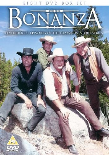 Bonanza - Featuring 31 Episodes Of The Classic Western Series [DVD] [2006]