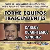 Forme Equipos Trascendentes/be a Team Builder (Retos Urgentes) (Spanish Edition)