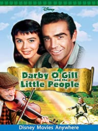 Darby O\' Gill And The Little People