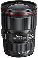 Canon EF 16-35mm f/4L IS USM Obiettivo Ultragrandangolare con Zoom, Nero/Antracite