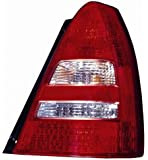 Subaru Forester Replacement Tail Light Assembly - Passenger Side