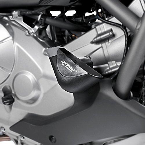Roulettes de protection Puig PRO Honda NC 700 S/X 12-13 noir