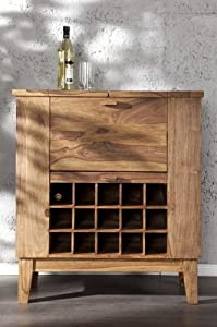 bar cave vin whiskey meuble bar de style antique h 93. Black Bedroom Furniture Sets. Home Design Ideas