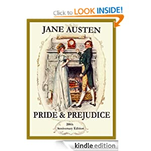 PRIDE & PREJUDICE 200th Anniversary Edition (illustrated)